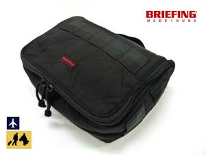 BRIEFING[ブリーフィング]TRAVAL POUCH:トラベルポーチ